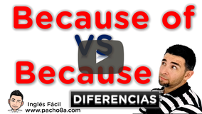 Aprende la clave para diferenciar Because de Because of fácilmente