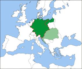 Bruststerne: Deutsche Staaten