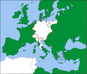 Bruststerne: Nicht-deutsche Staaten
