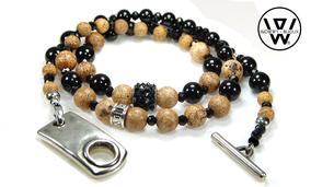 bracelet homme tendance,bijoux homme tendance,bracelet perle,bracelet bootleggers wild turquoise,bracelet luxe,bracelet swarovski homme,london fashion,bracelet mousqueton