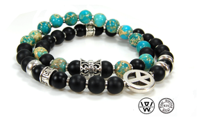 bracelet homme,bracelet homme perle,bracelet tendance,bracelet fashion,bijoux homme,bracelet pandora,peace and love,bracelet boheme,boho bijoux,bracelet femme perle,men trend,men beads,fitness,elegant,hippie bracelet