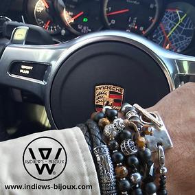 bracelet luxe,porshe panamera,porsche cayenne,bracelet perle,bracelet home perle,bracelet cuir,luxe car,porsche 911,bracelet porsche,men bracelet,beads skull