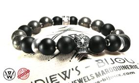 bracelet perle,bracelet homme perle,bracelet skull,skull bracelet,skull beads,men bracelet,men skull bracelet,bracelet homme,bracelet tendance,fashion men bracelet,motocycle bracelet,bracelet tete de mort,bijoux homme,bijoux tete de mort,bijoux skull