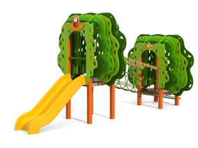 Bosco Baobab, giochi per parco, giochi per parchi, attrezzature per parchi gioco, strutture ludiche Stileurbano Ciuffo Baobab certificati Norma EN1176 CATAS stileurbano oratorio FOM odielle abbiategrasso