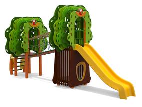 Multifunzione Foresta Baobab, giochi per parco, giochi per parchi, attrezzature per parchi gioco, strutture ludiche Stileurbano Ciuffo Baobab certificati Norma EN1176 CATAS stileurbano oratorio FOM odielle abbiategrasso