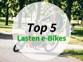 Die besten Lasten e-Bikes