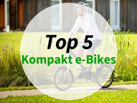 Die besten Kompakt e-Bikes