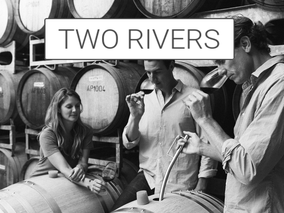 Two Rivers Wein