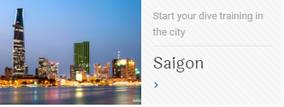 Saigon - Vietnam Diving - Dive Vietnam