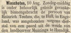 De Tijd : godsdienstig-staatkundig dagblad 12-08-1882