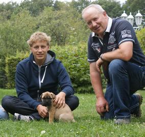 Hund Helga rettet jetzt mit Tim Bendzko die Welt - Bullmastiff del paése - Bullmastiff Deutschland - Bullmastiff del paése -www.bullastiff-deutschland.de