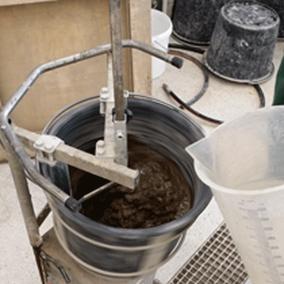 Flüssigboden-Partner - Labor