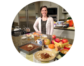 Homemade Nutrition in the Media:  San Antonio Registered Dietitian Amber Ketchum