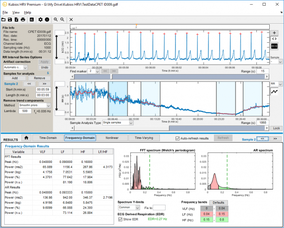 Kubios HRV Premium - software4research