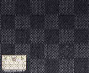 2008 Edition Damier Graphite - PVC