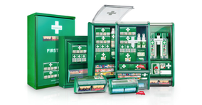 First Aid Stationen von Cederroth