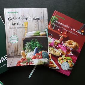 Thermomix kookboeken
