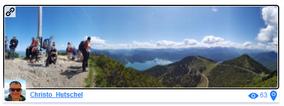 Link zum 360° Panorama Herzogstand