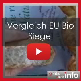 Vergleich EU Bio Siegel