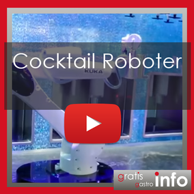 cocktail Roboter