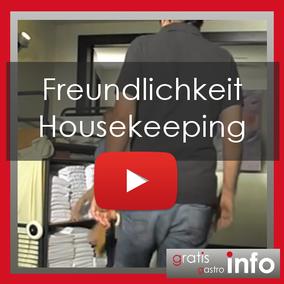 Freundlichkeit Housekeeping