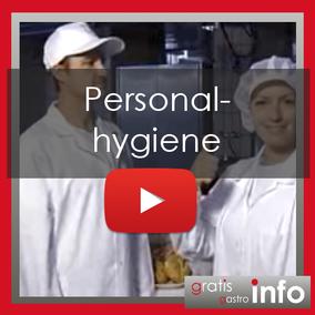 Personalhygiene Gastronomie