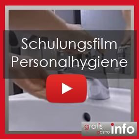 Schulungsfilm Personalhygiene