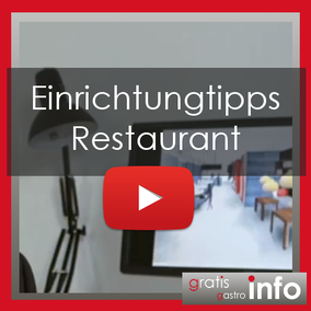 Einrichtungtipps Restaurant