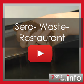 Restaurant Müll Vermeidung