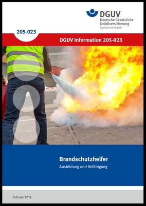 DGUV Brandschutzhelfer