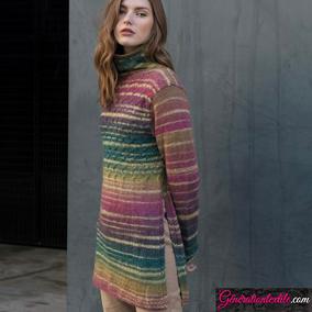 Laine Katia Azteca Fine Lux modèle N°6140-18