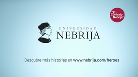 Spot Univ. Nebrija. Locución y postproducción sonido