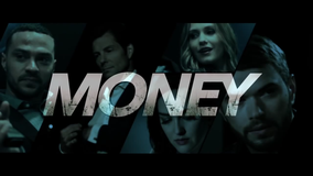"""Money"" 2016. Martín Rosete. Foley artist"