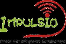 Logo Entwicklung für Impulsio-Praxis für integrative Lerntherapie in Rheurdt