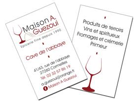 Charte Et Carte De Visite Maison Guezoui