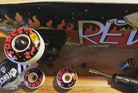 Service Option We set up your skateboard gear