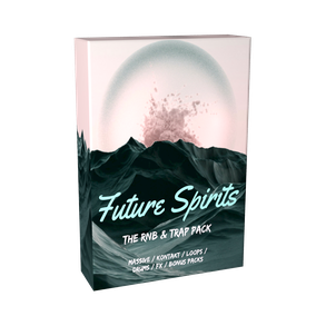 Future Spirits: The RnB & Trap Pack - Massive Kontakt Loops Drums FX Bonus Packs
