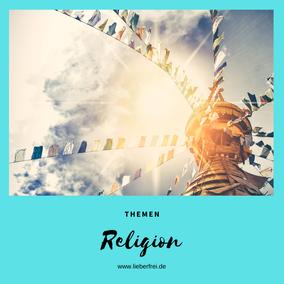 Reliogion und Freiheit #Religion #Freiheit