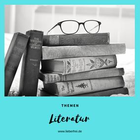 Literatur und Freiheit, Schreiben, lieber frei #Freiheit #Literatur #Schreiben