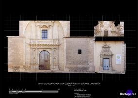 Ortofoto fachadas