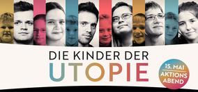 DIE KINDER DER UTOPIE - HUBERTUS SIEGERT