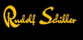 Bild bzw. Schriftzug: Rudolf Schiller