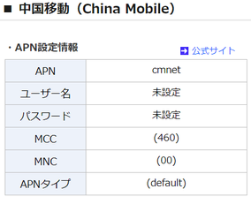 中国 遼寧師範大学 中国SIMカード設定