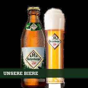 Hachenburger, Hachenburger Biere, Pils, Raute