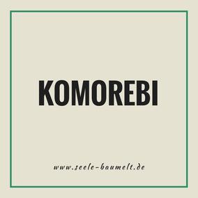 """Komorebi Bedeutung des Wortes auf deutsch  """"Das Sonnenlicht, welches durch die Blätter eines Baumes bricht."""" japanisch Komorebi ist """"das Sonnenlicht, dass durch ein Blätterdach scheint"""" #Worte #Kreativität #seelebaumelt"""
