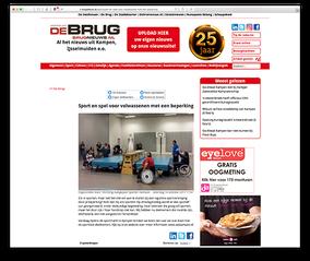 SASK persbericht van 14 oktober 2017 in De Brug