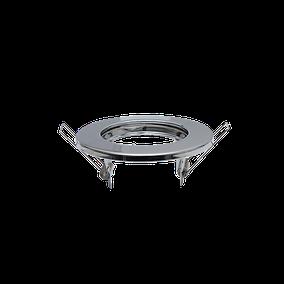 Empotrable Fijo Aro Metálico Satín Base MR16 DILAE