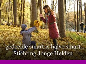 Interview oprichter Stichting jonge Helden