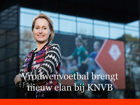 Interview KNVB Manager Vrouwenvoetbal
