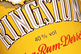 Kingston Jamaica Rum Verschnitt